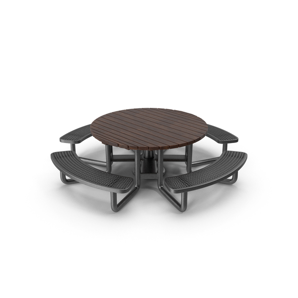 Picnic Table PNG & PSD Images