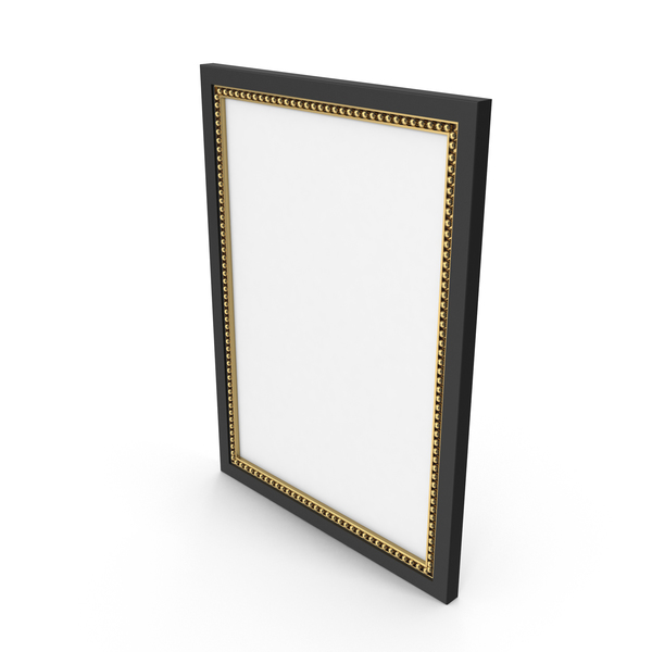 Picture Frame Deco PNG & PSD Images