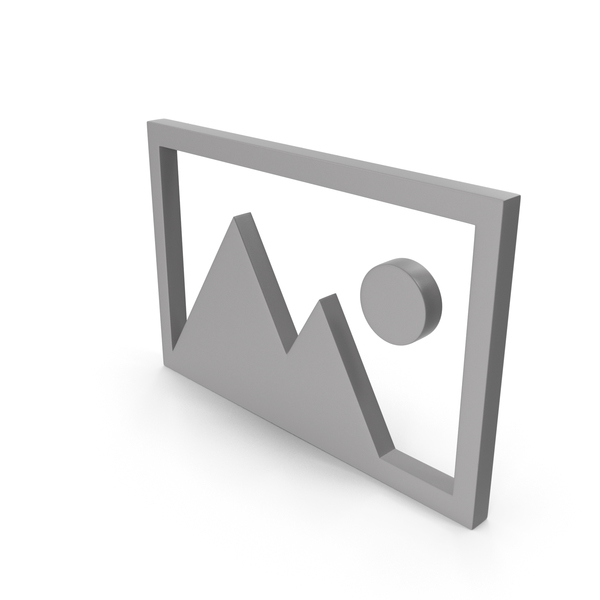 Logo: Picture Grey Icon PNG & PSD Images