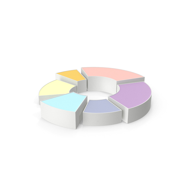 Pie Chart Infographic PNG & PSD Images
