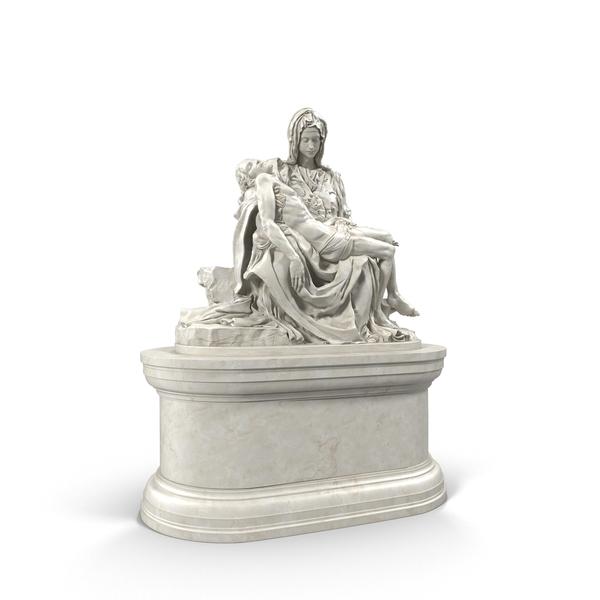 PIETA Michelangelo Buonarroti Object