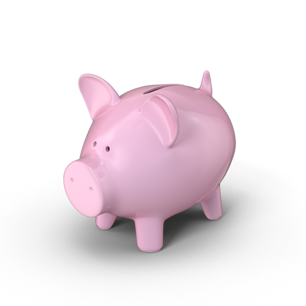 Piggy Bank Object