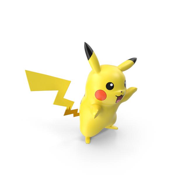 Pikachu PNG & PSD Images