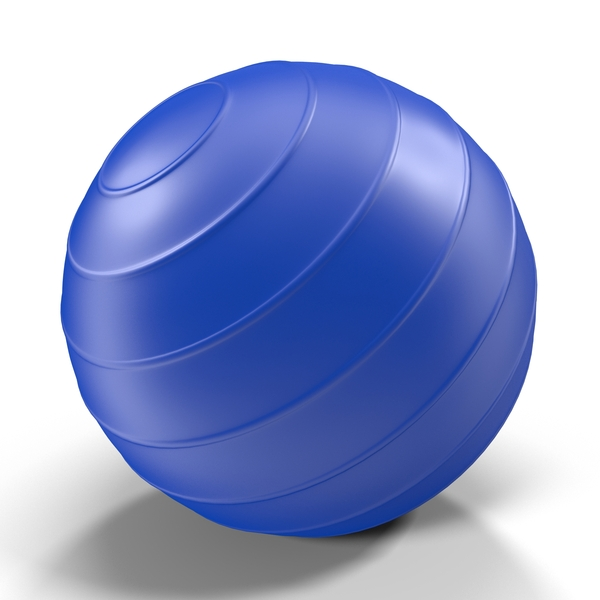 Pilates Ball Object