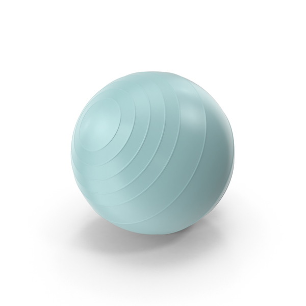 Exercise: Pilates Ball PNG & PSD Images