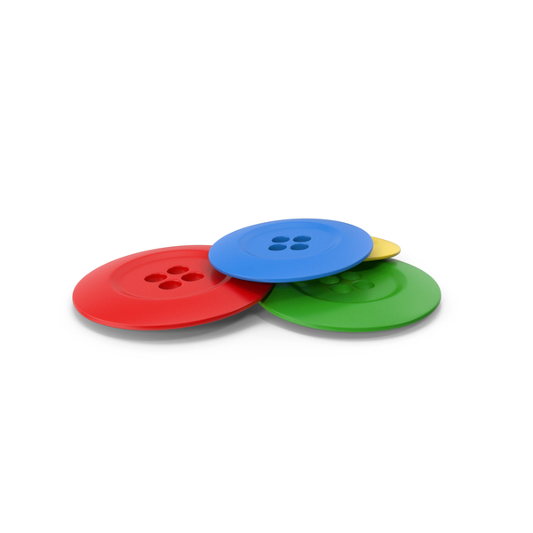 Pile Of Cloth Buttons PNG & PSD Images