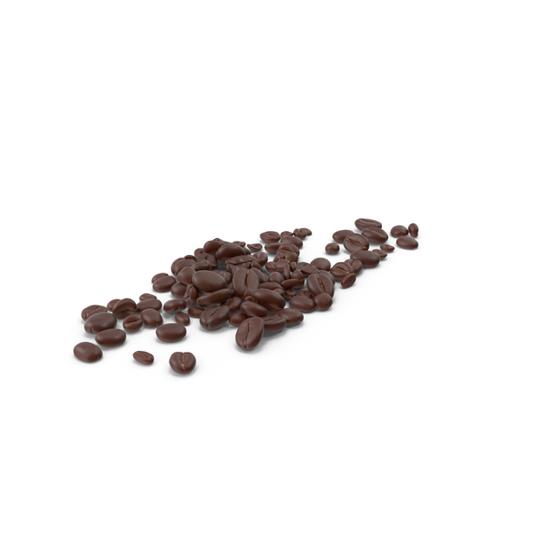 Pile of Coffee Beans PNG & PSD Images