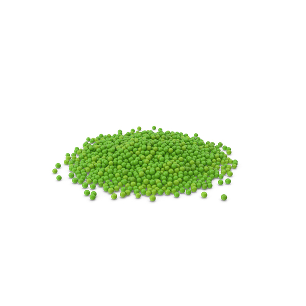 Pile Of Green Peas PNG & PSD Images