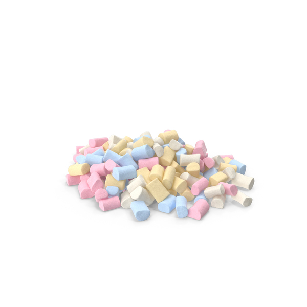 Marshmallow: Pile Of Marshmallows PNG & PSD Images