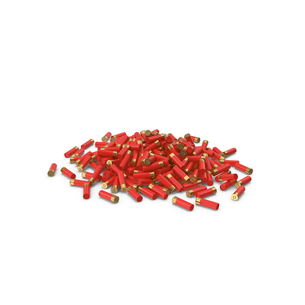 Shell: Pile Of Shotgun Cartridge PNG & PSD Images