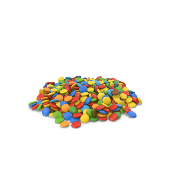 Pile Of Sweets Chocolate Candy PNG & PSD Images