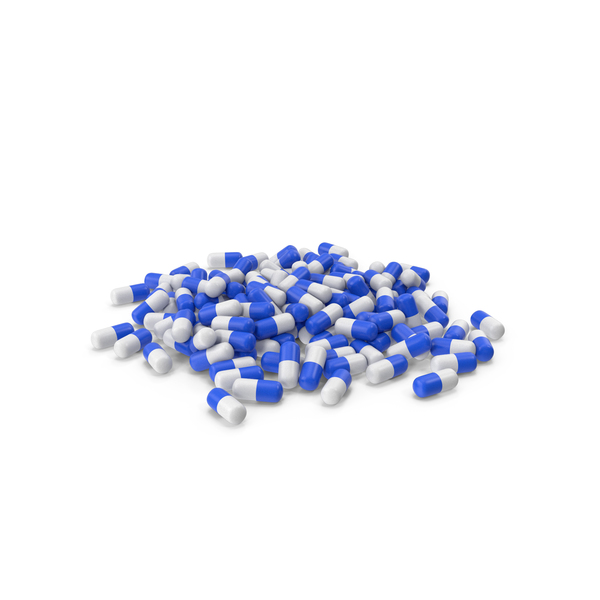 Pile Of Tablets White Blue PNG & PSD Images