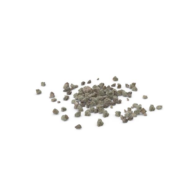 Piles of Broken Concrete Pieces PNG & PSD Images
