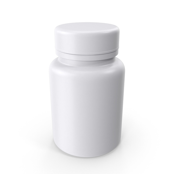 Pill Bottle PNG & PSD Images