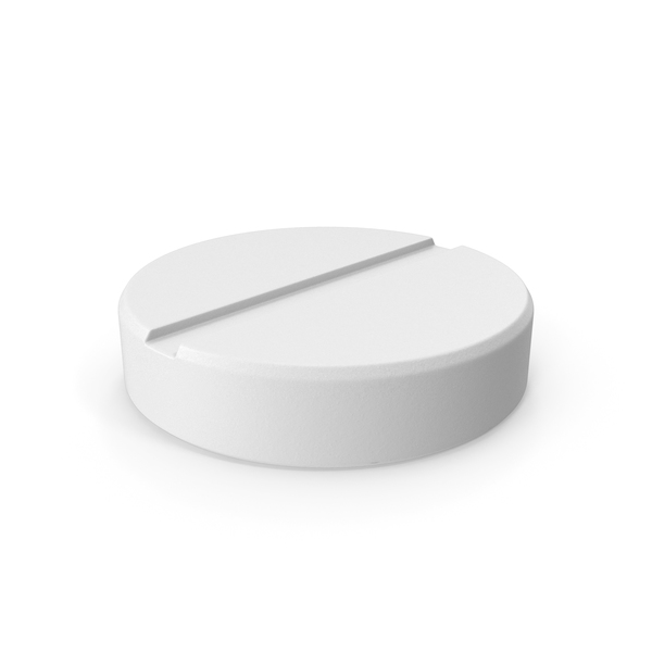 Birth Control: Pill White PNG & PSD Images