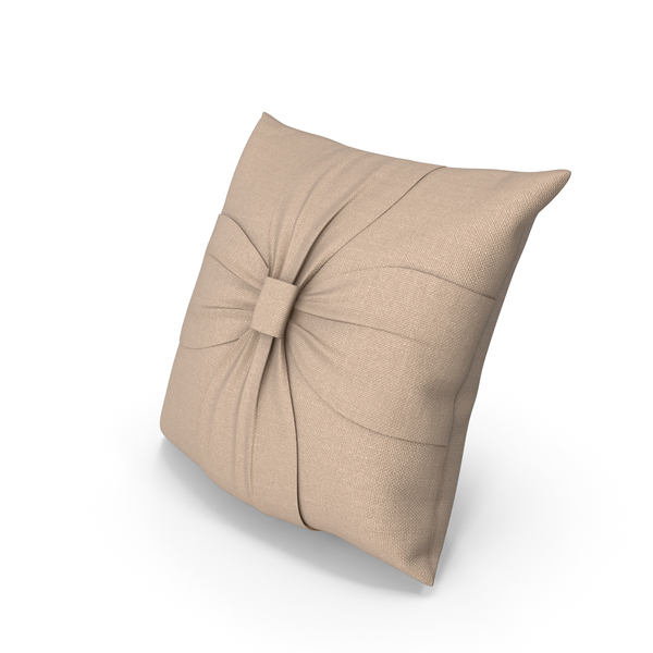 Bed: Pillow Beige PNG & PSD Images