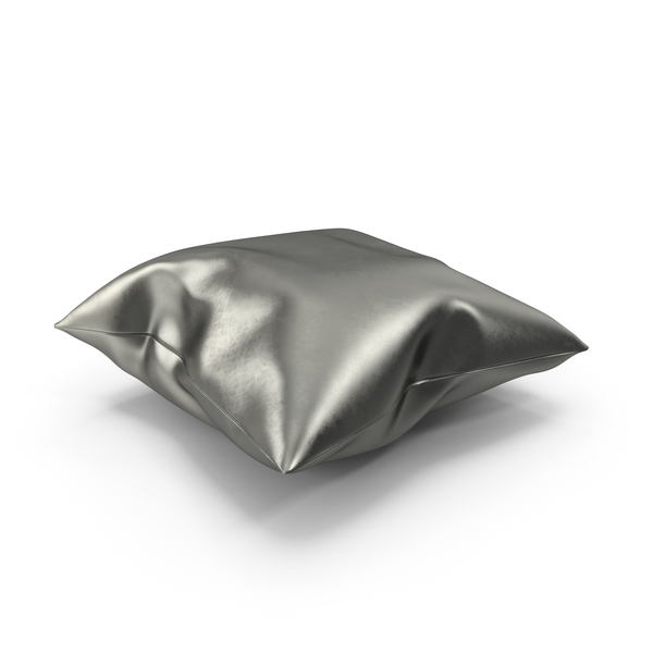 Bed: Pillow Metallic PNG & PSD Images