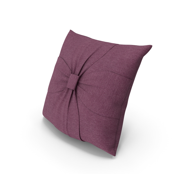 Bed: Pillow Purple PNG & PSD Images