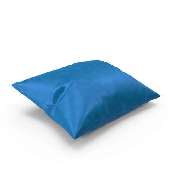 Pillows Blue PNG & PSD Images