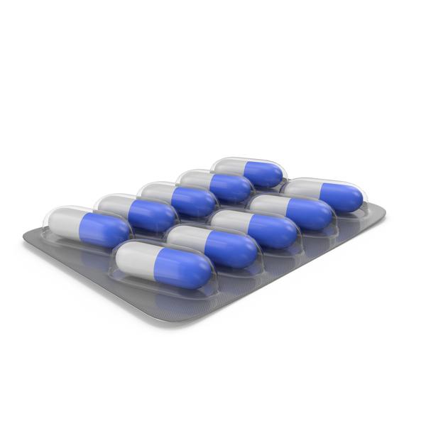 Pills PNG & PSD Images