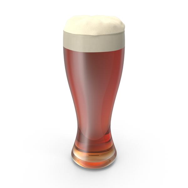 Beer: Pilsner Pint Glass PNG & PSD Images