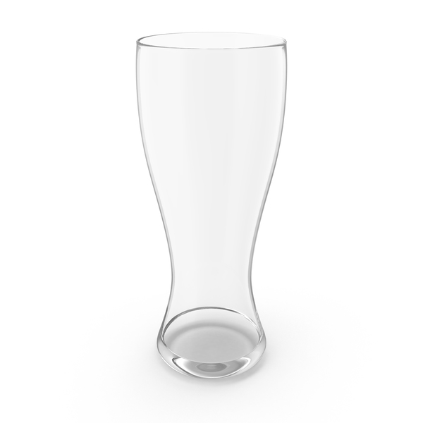 Pilsner Pint Glass Object