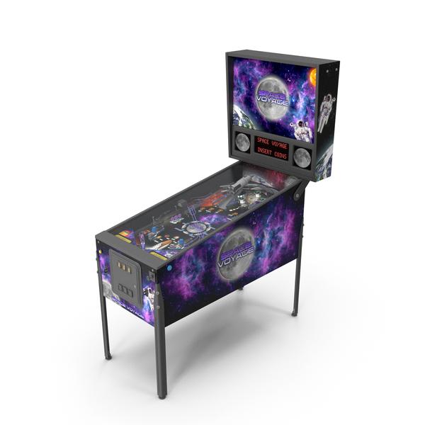 Pinball Machine PNG & PSD Images