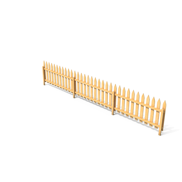 Pine Wood Fence PNG & PSD Images