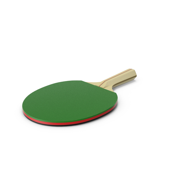 Table Tennis: Ping Pong Paddle PNG & PSD Images