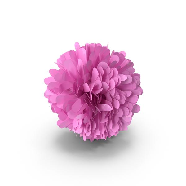 Poms: Pink Pom Pom PNG & PSD Images