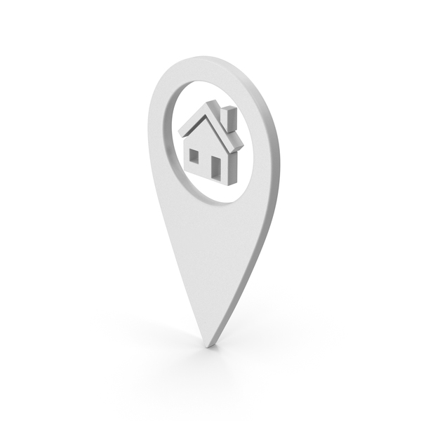 Symbols: Pinpoint Home PNG & PSD Images