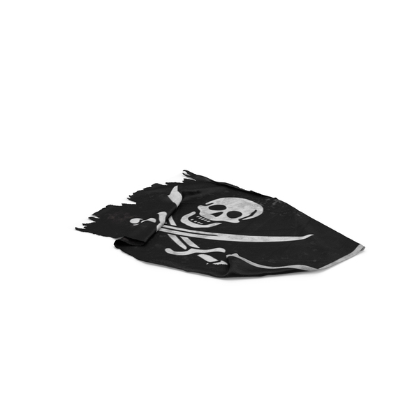 Pirate Flag PNG & PSD Images