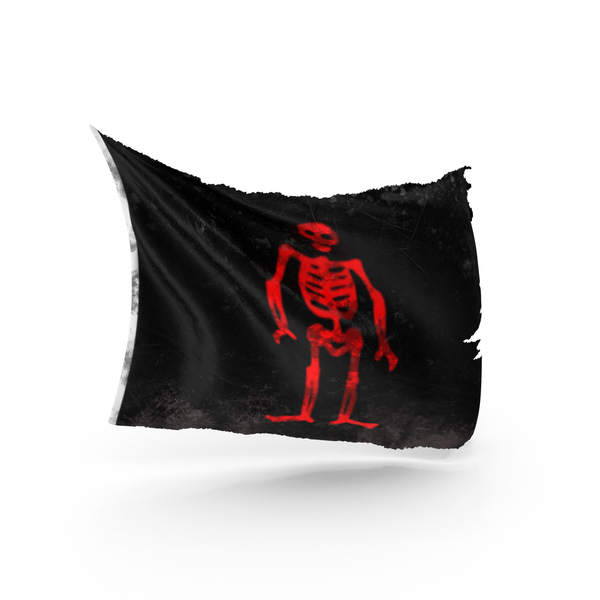 Pirate Flag Object