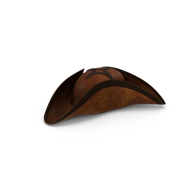 Pirate Hat Object