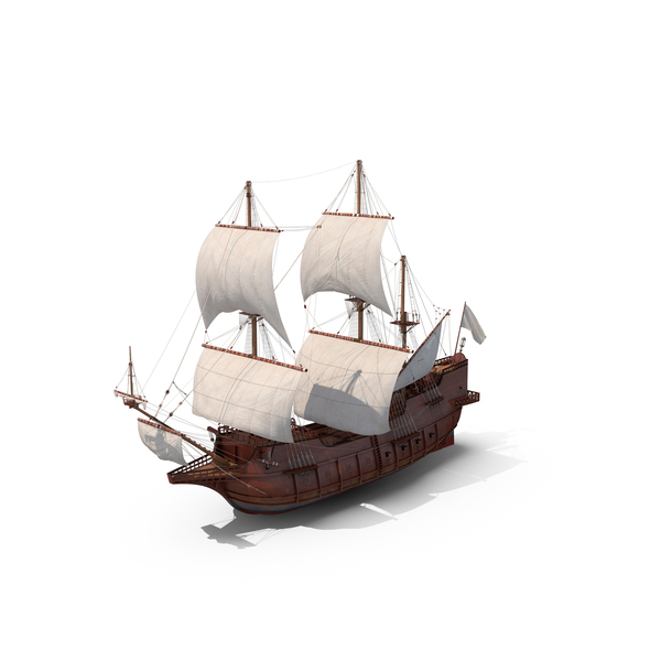 Pirate Ship Object