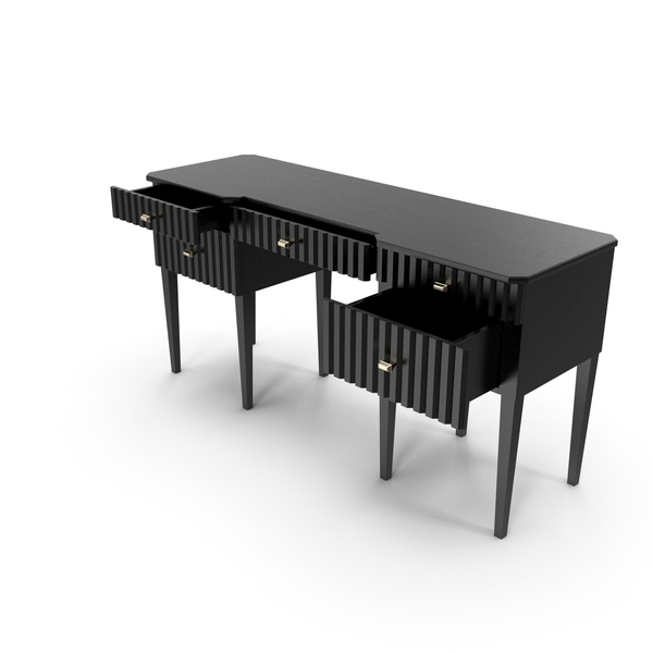 Pixel Table PNG & PSD Images