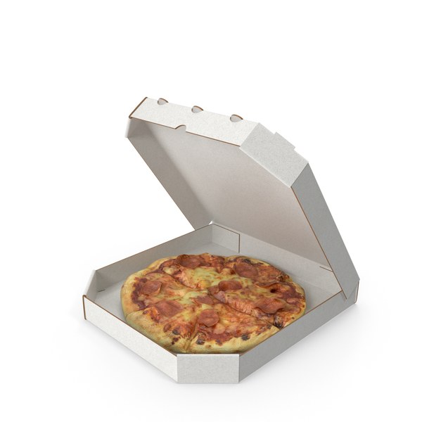 Pizza in Box PNG & PSD Images