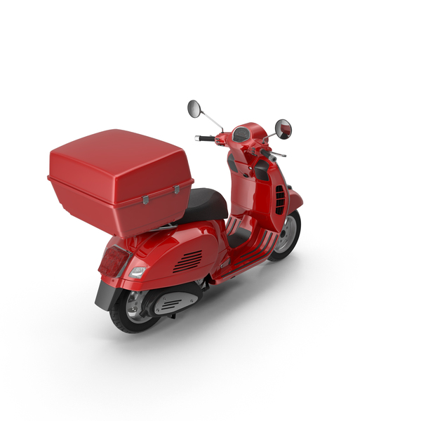 Motor: Pizza Scooter PNG & PSD Images