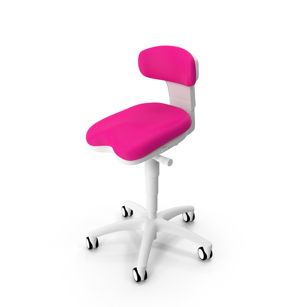 Planmeca Lumo Adjustable Dental Stool PNG & PSD Images