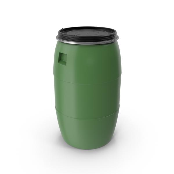 Plastic Barrel PNG & PSD Images
