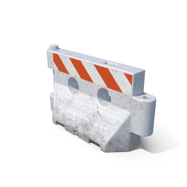 Plastic Barrier Dirt PNG & PSD Images