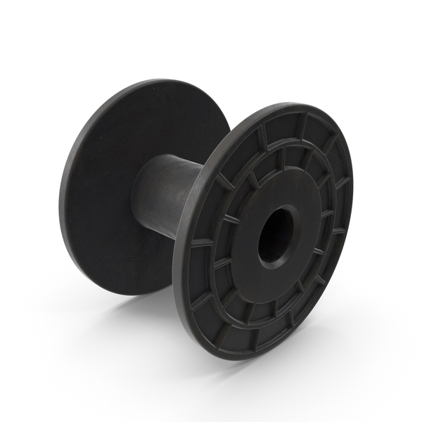 Electrical Conduit Pipe: Plastic Bobbin PNG & PSD Images