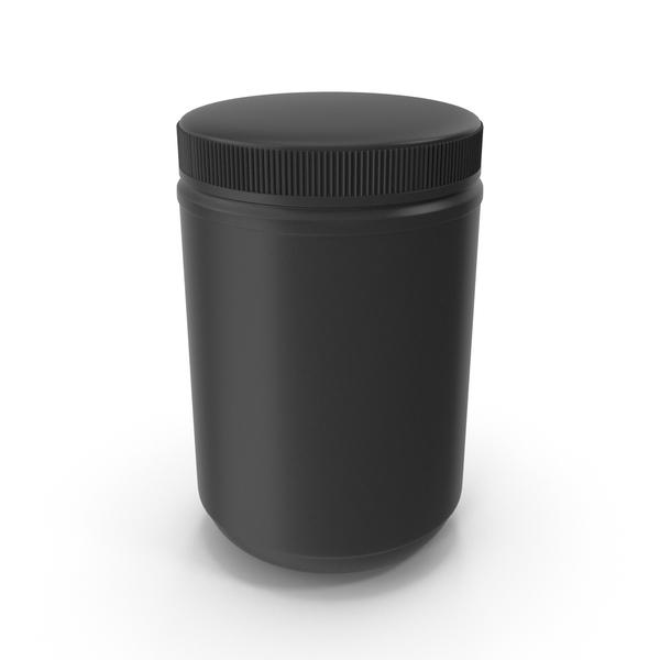 Medicine: Plastic Bottle  Supplement PNG & PSD Images