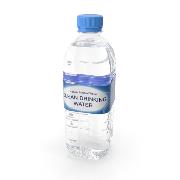 Water: Plastic Bottle PNG & PSD Images
