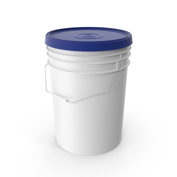 Plastic Brewing Bucket PNG & PSD Images