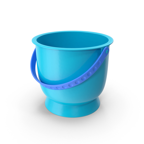Plastic Bucket PNG & PSD Images