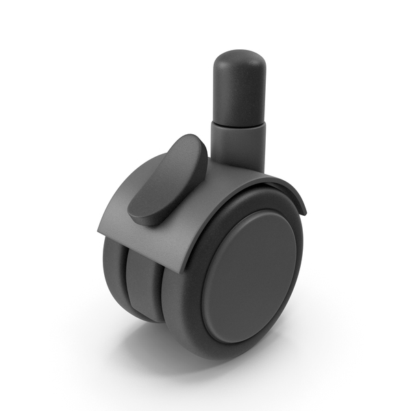 Plastic Castor Wheel PNG & PSD Images