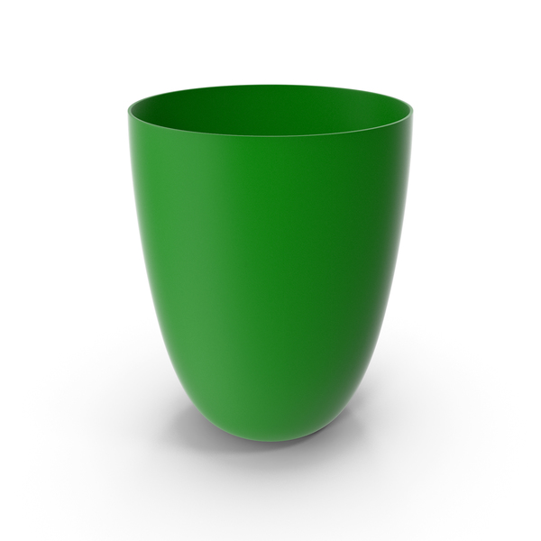 Plastic Cup Green PNG & PSD Images