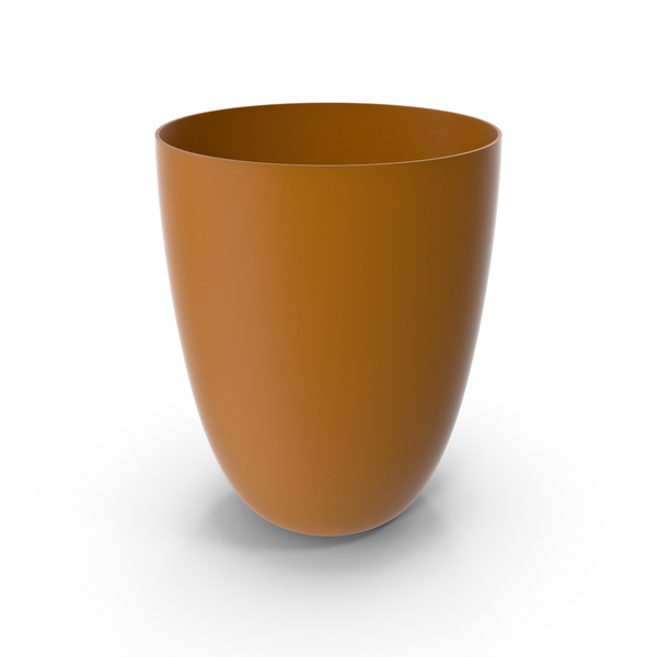 Plastic Cup Orange PNG & PSD Images