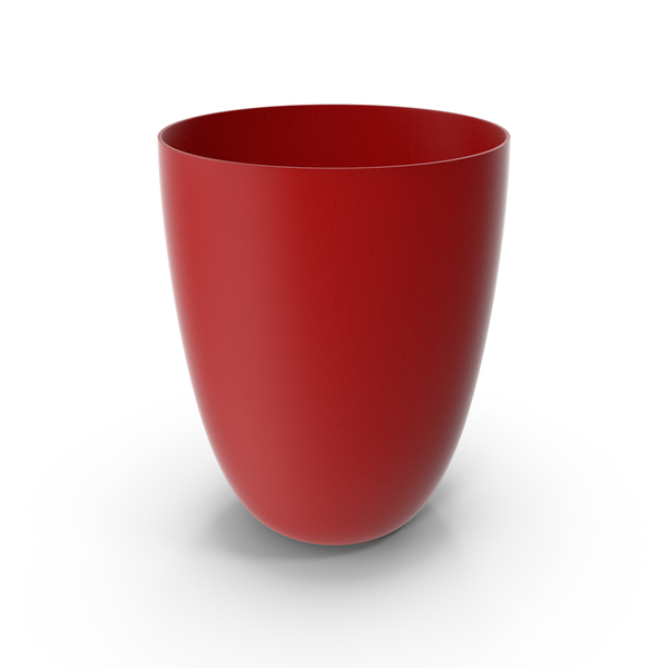 Zarf: Plastic Cup Red PNG & PSD Images